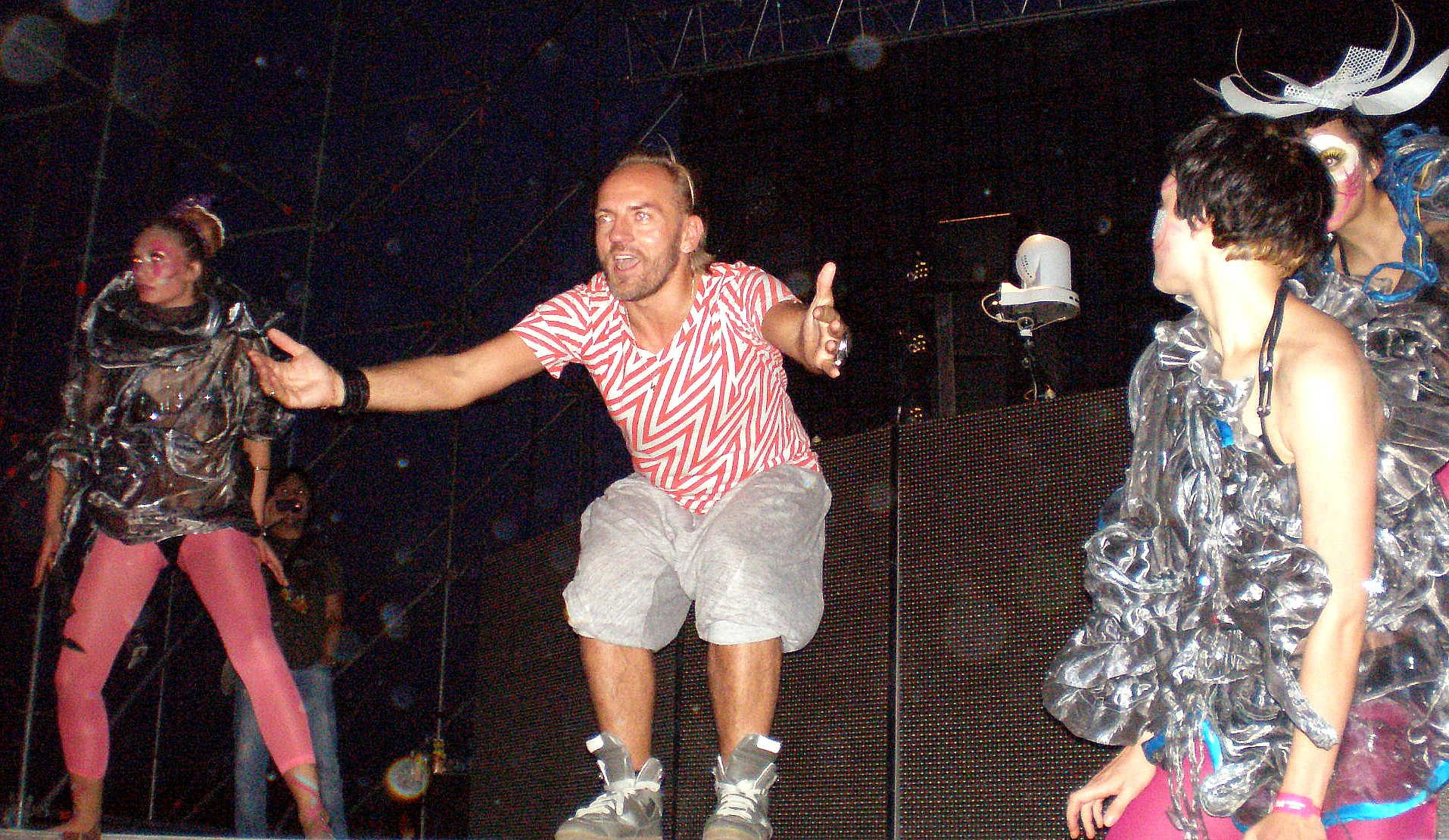 sven vath mamaia the mission 2009