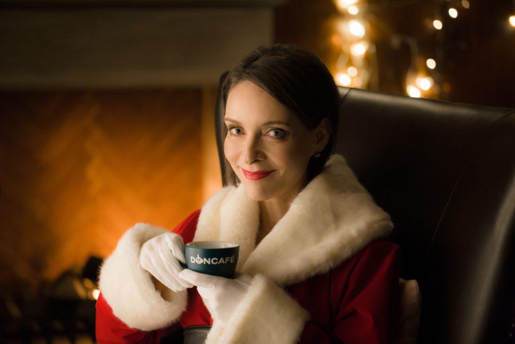 Doamna Craciun - Doncafe