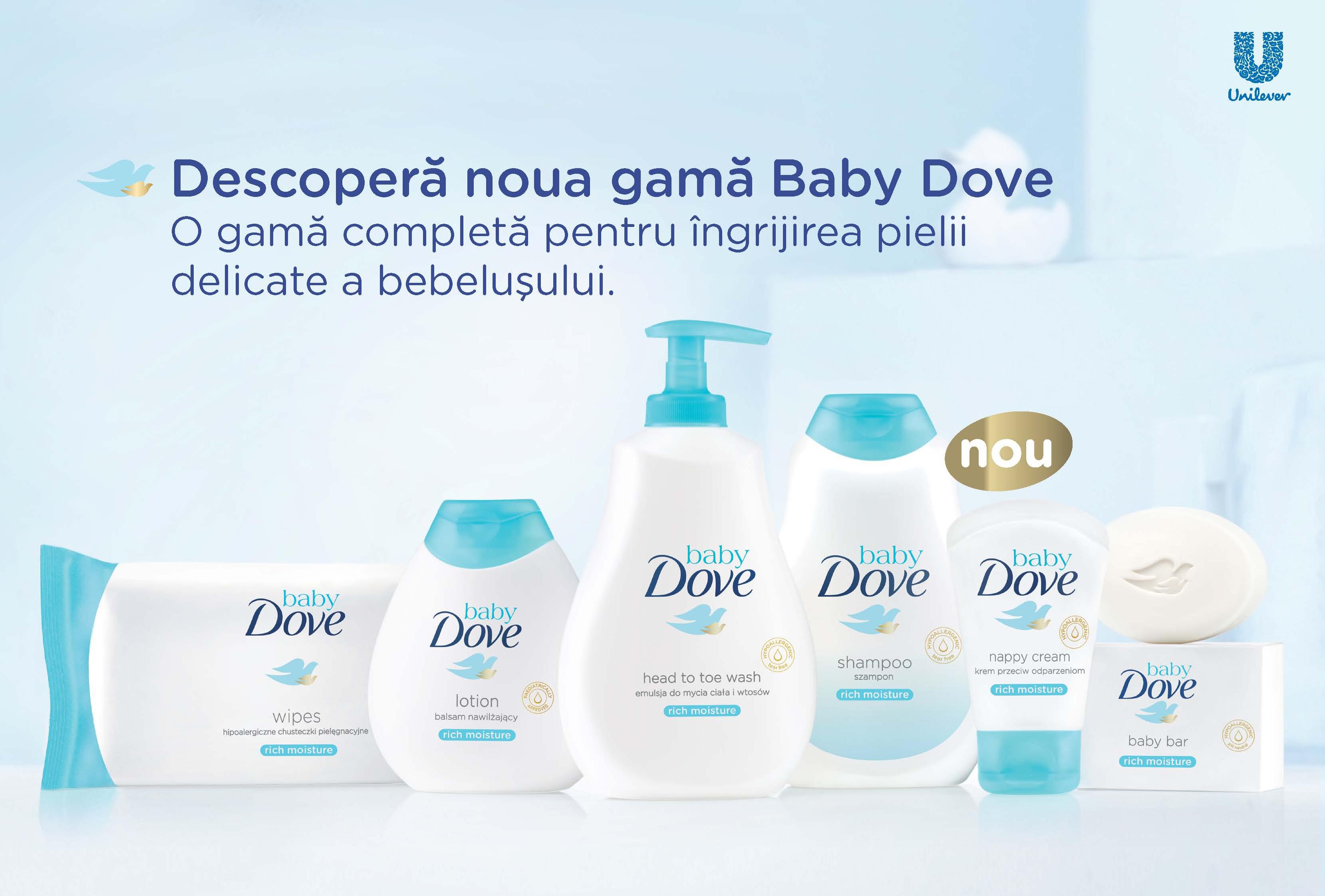 gama Baby Dove