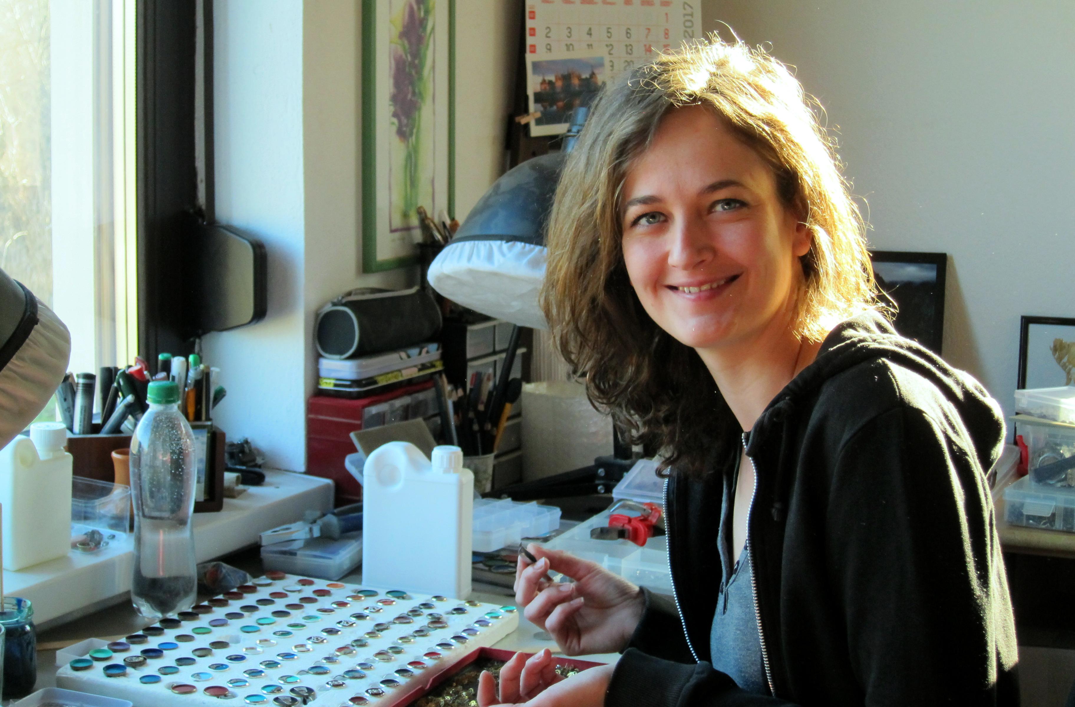 Diana LaCercei steampunk