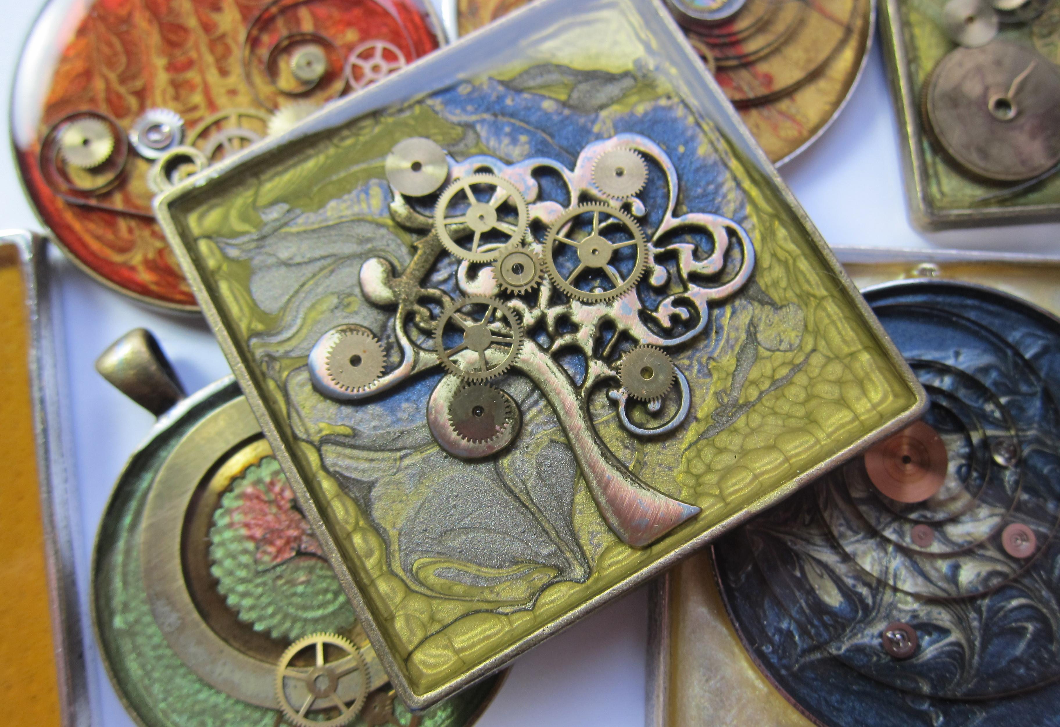 bijuterii steampunk LaCercei