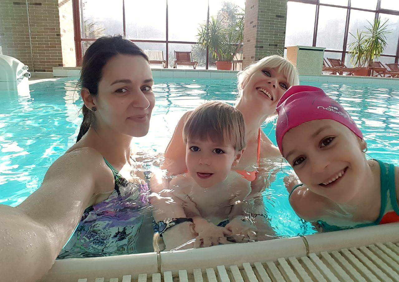 piscina valea cu pesti