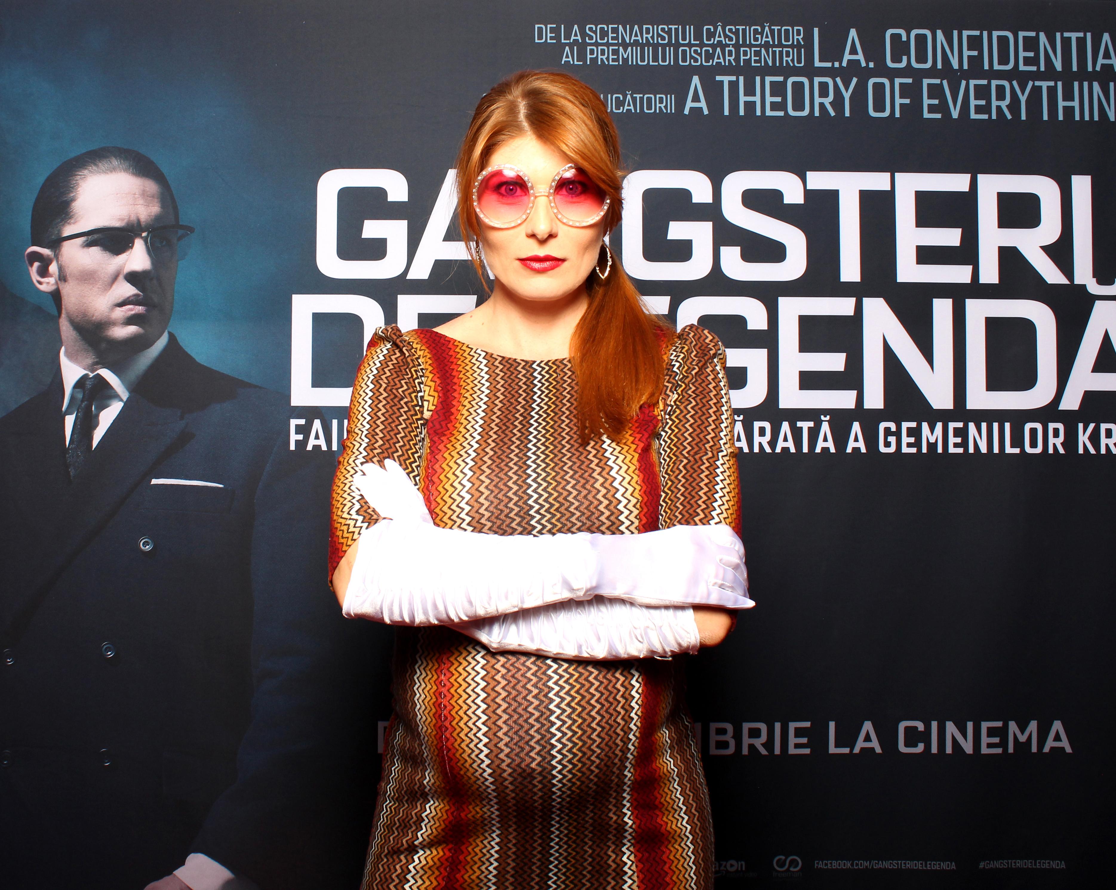 georgiana idriceanu gravida lansare film