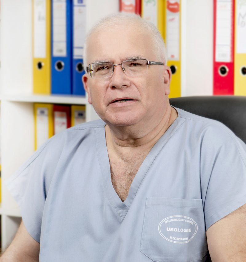 Conf. Univ. Dr. Gabriel Glück, medic primar urologie