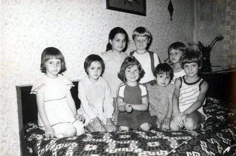 foto zi de nastere copilarie georgiana idriceanu F64