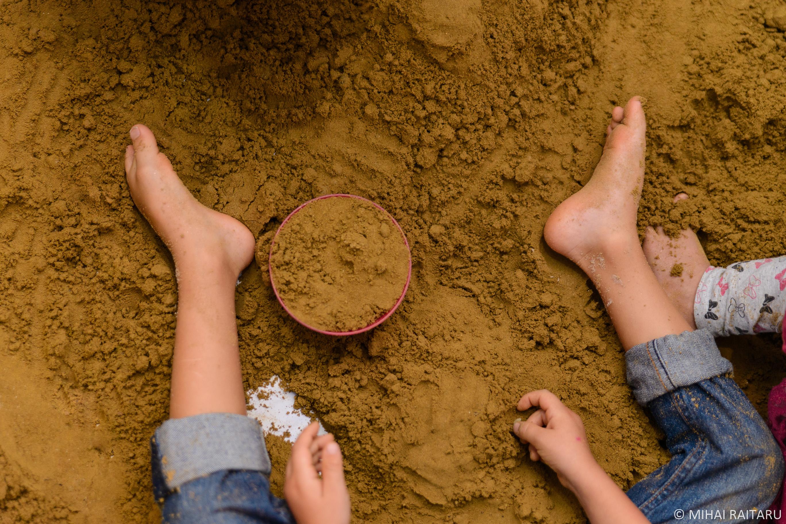 joaca nisip atelier teatru senzorial miniartshow