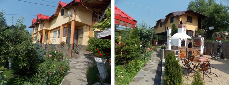 vila portas slanic prahova