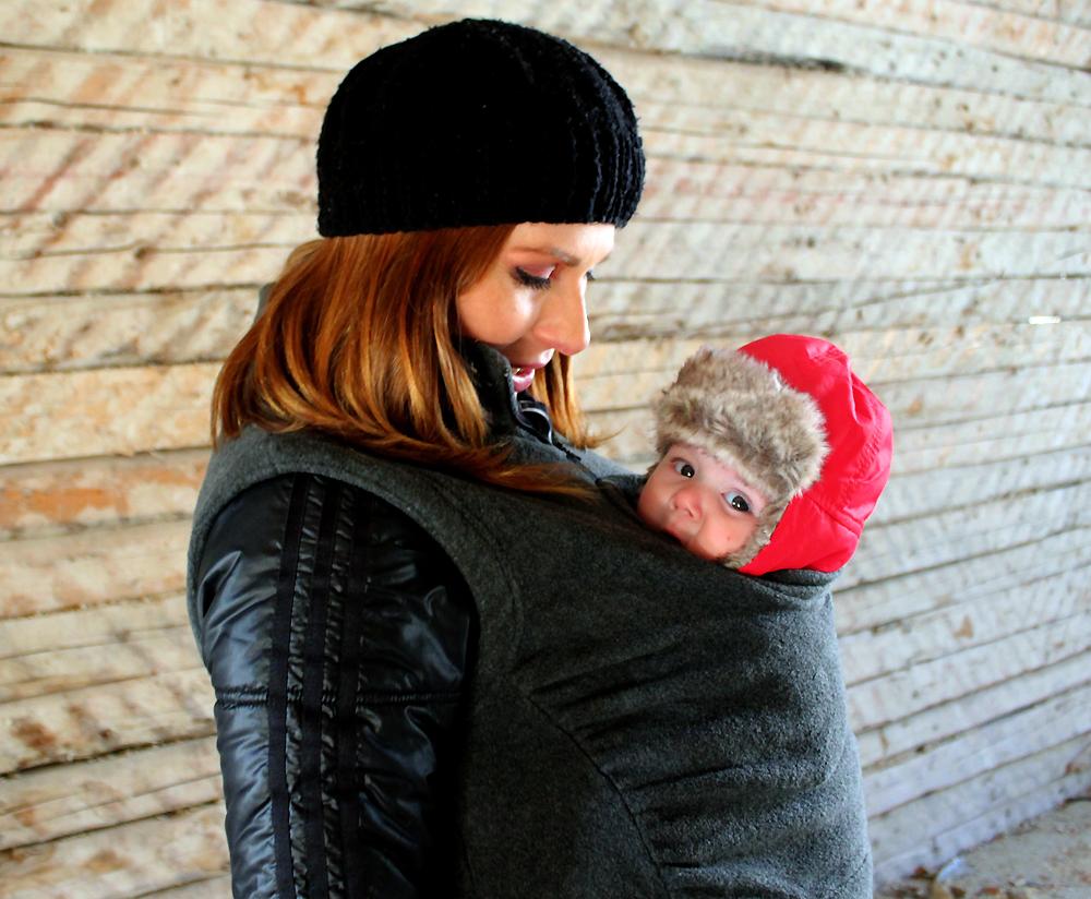 georgiana idriceanu copil sistem de purtare