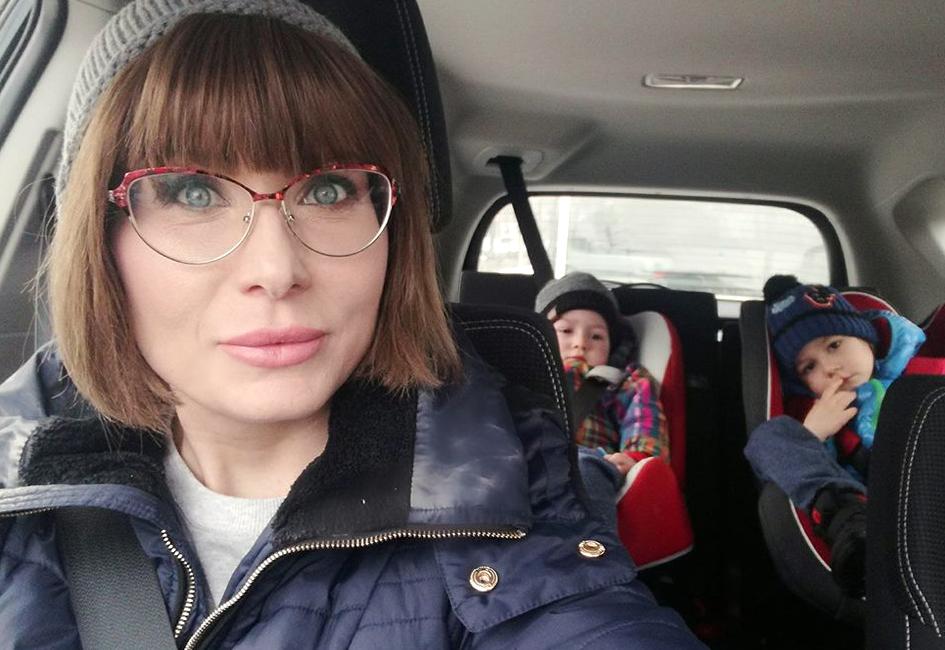 georgiana idriceanu copii bolnavi masina