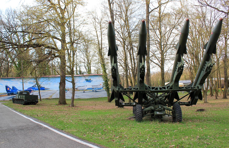 lansator rachete arsenal park