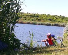 Cum am supravieţuit cu copiii la pescuit