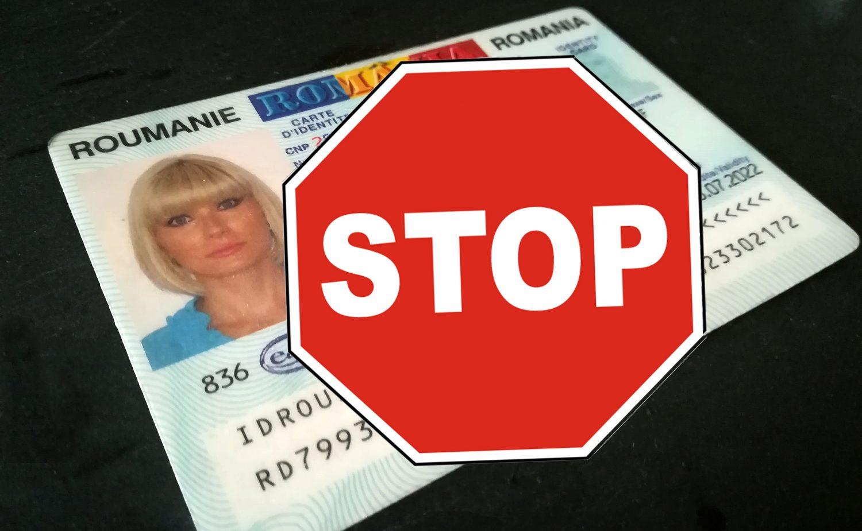 carte identitate stop varsta
