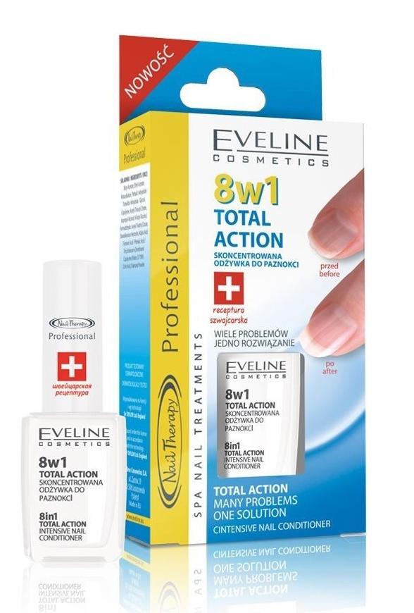 tratament unghii Eveline 8 in 1