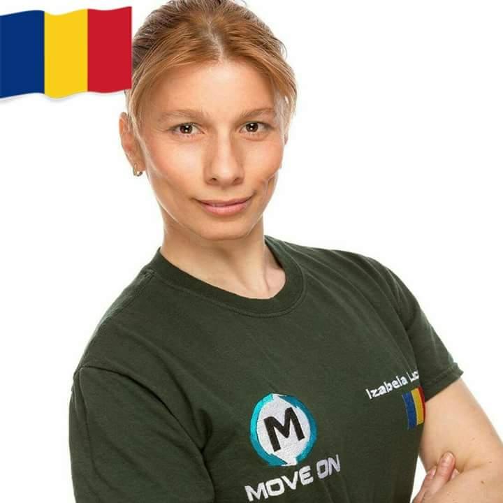 isabela lacatus campioana mondial gimnastica