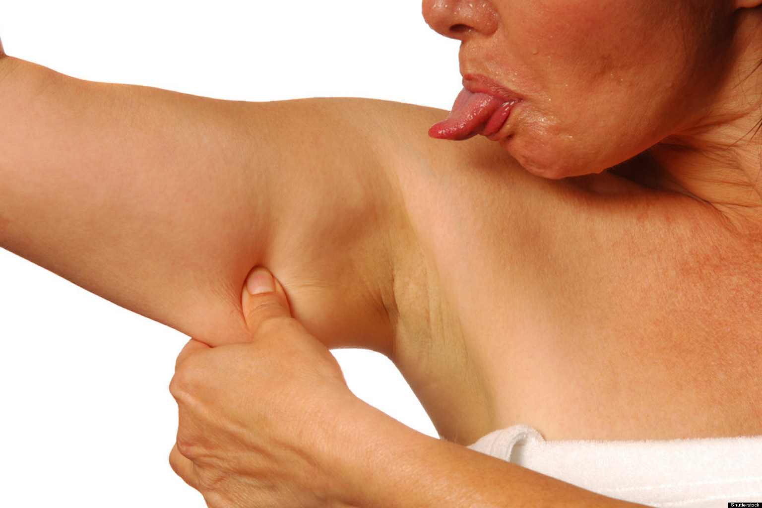 de ce sa lucreze femeile tricepsul