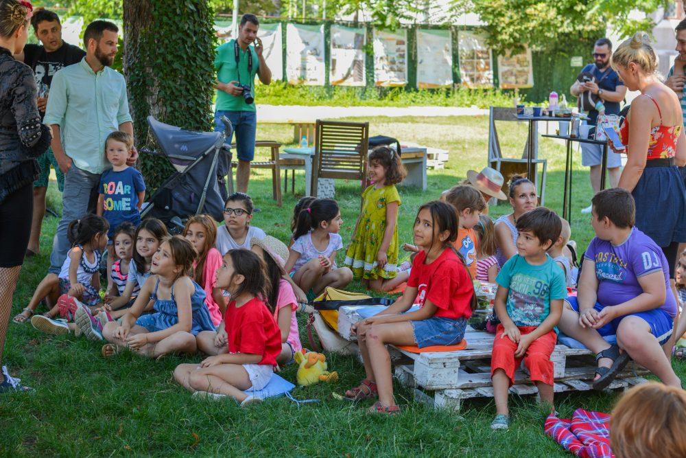 picnicool spectacol magie georgiana idriceanu copii