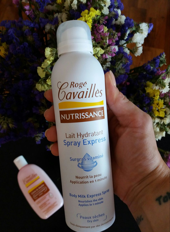 spray lapte hidratant corp Roge Cavailles