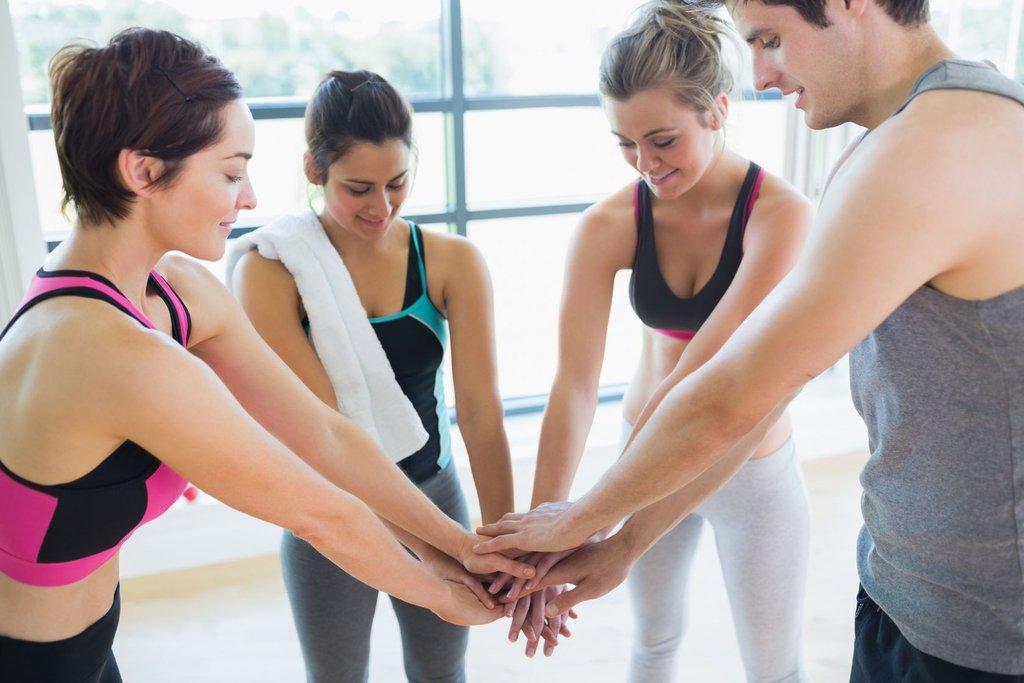 comunitate sala gym