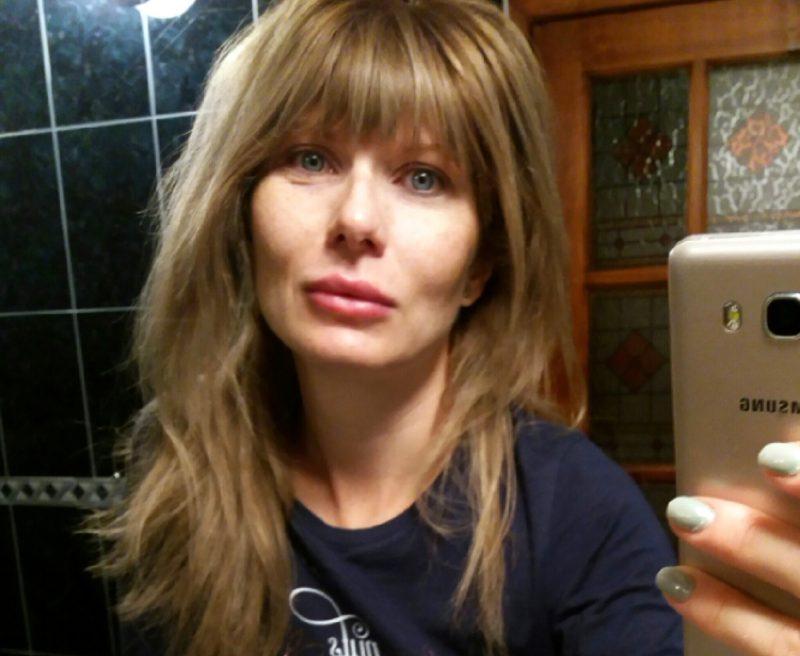 georgiana idriceanu femeie fara machiaj