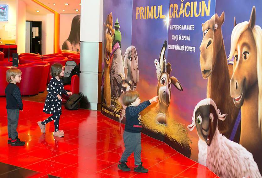 film copii primul craciun cinema city afi cotroceni
