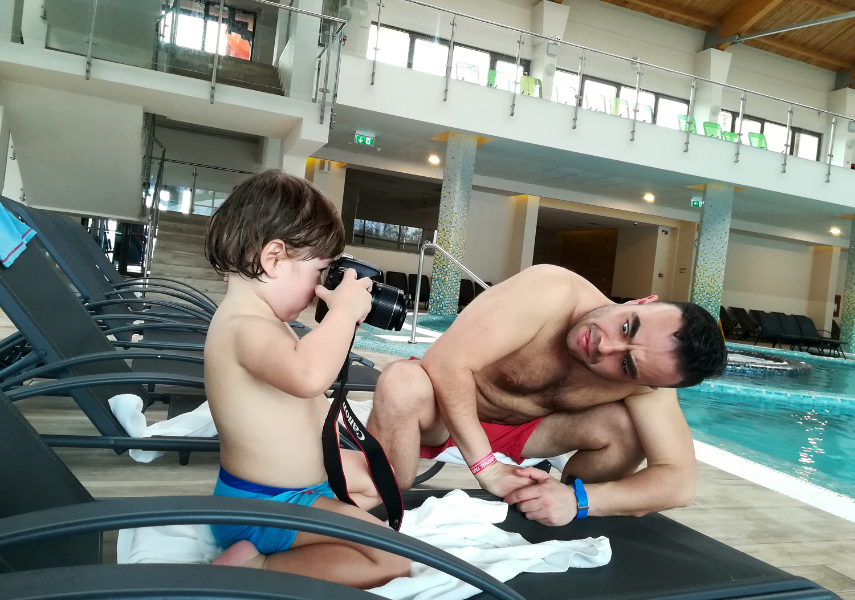 copii piscina arsenal park orastie