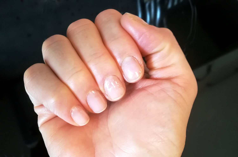 test tratamente unghii deteriorate gel