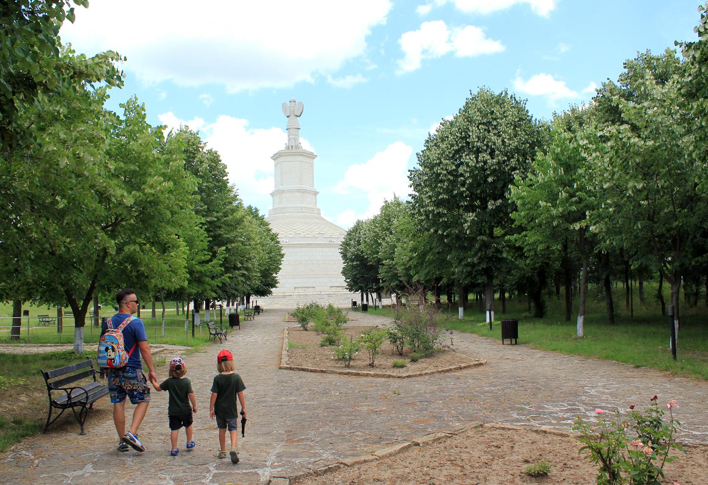 monumentul tropaeum traiani adamclisi excursie copii