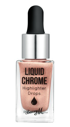 iluminator liquid chrome barry M Marionnaud