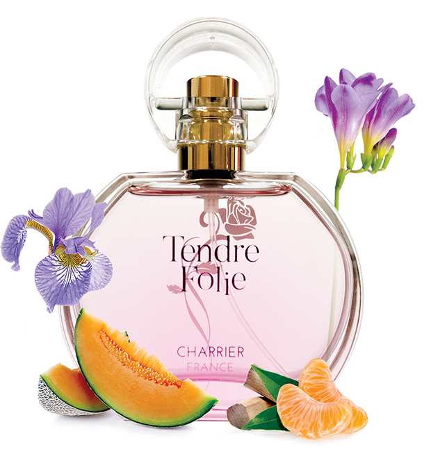 parfum Tender Folie Charrier France laboratoarele Fitterman