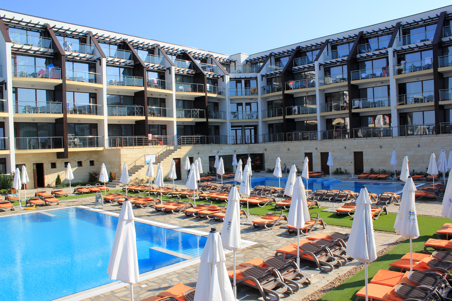 piscine copii topola skies resort spa