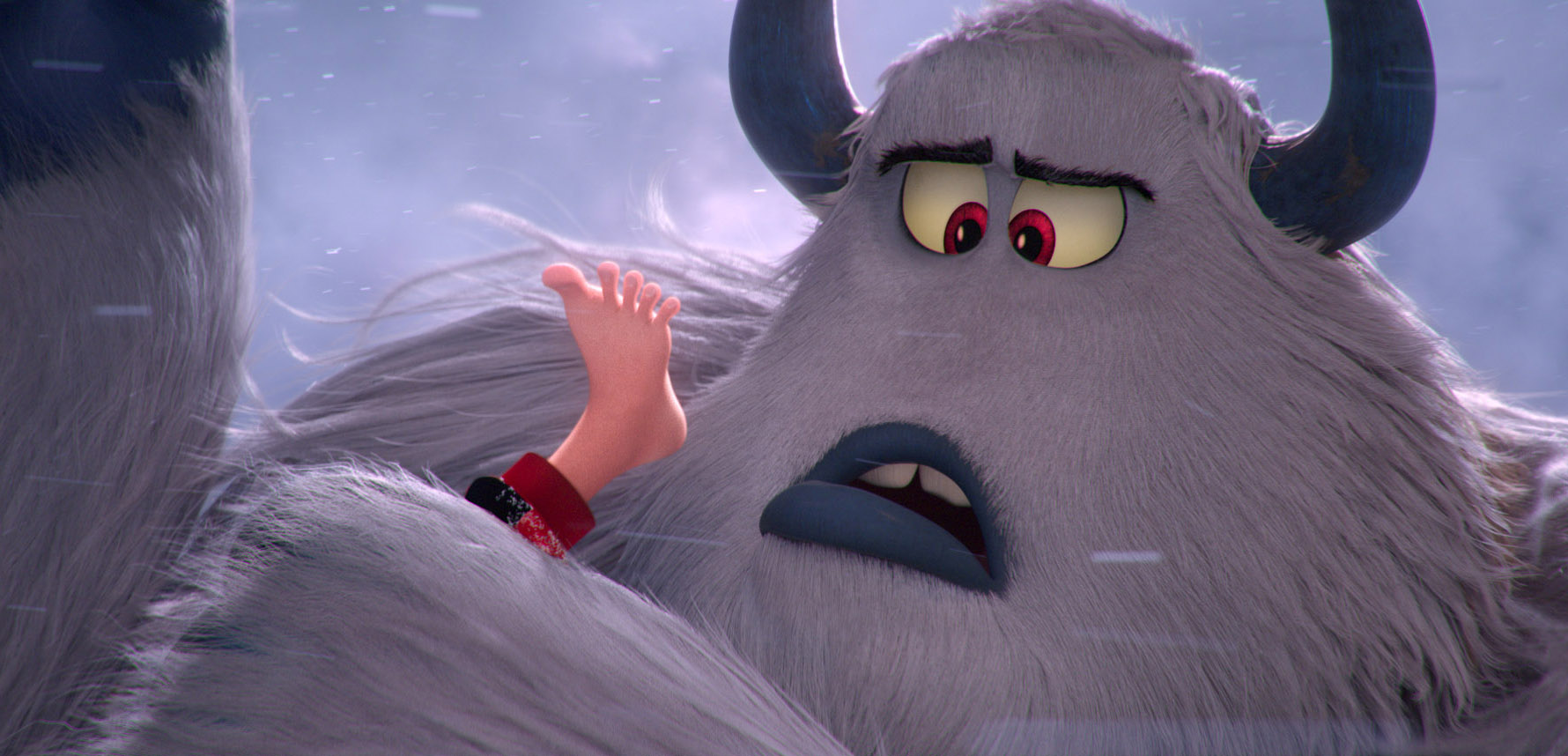 smallfoot film animatie copii