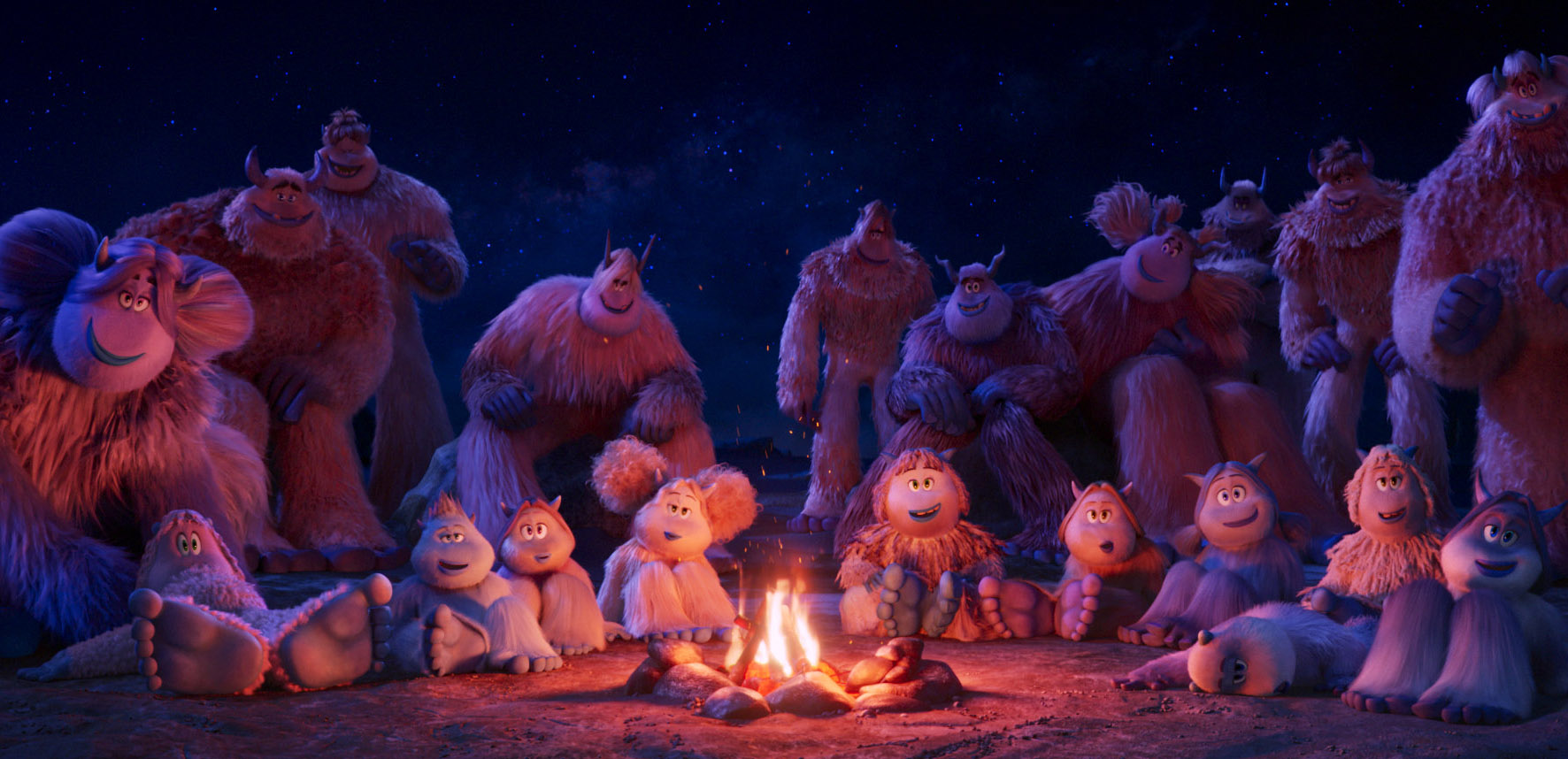 smallfoot animatie copii cinema city