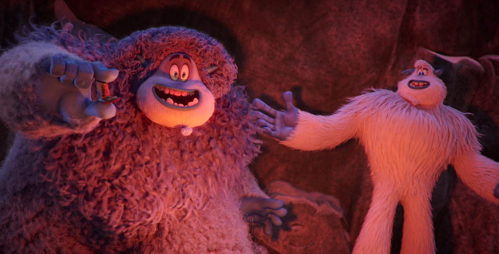 yeti smallfoot film animatie copii afi cinema city