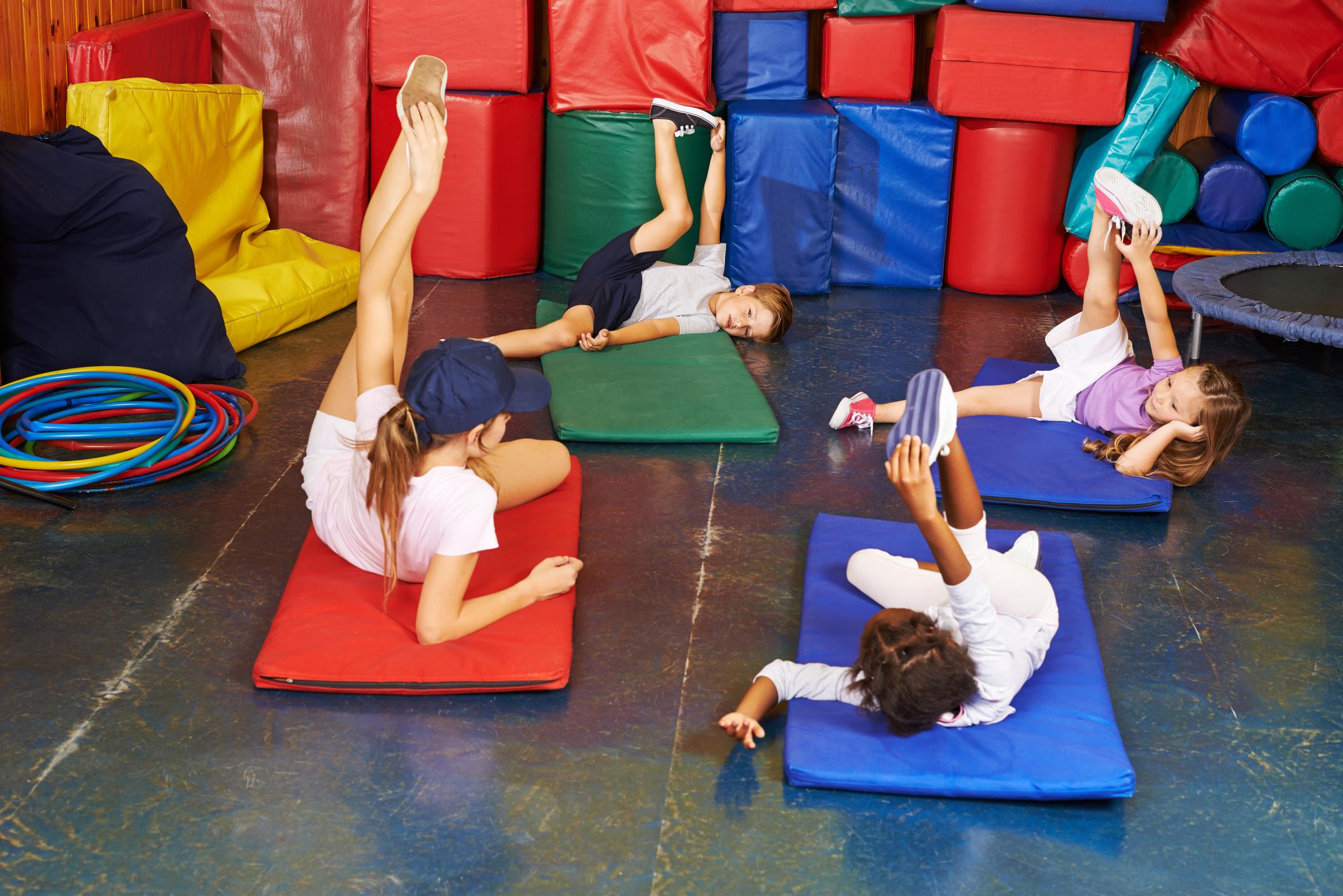 copii gimnastica world class kids