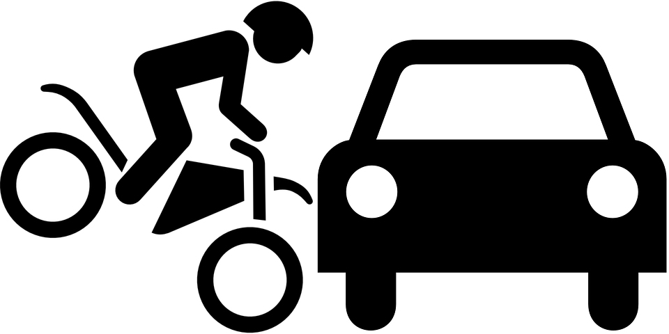 schema accidentul trafic biciclist