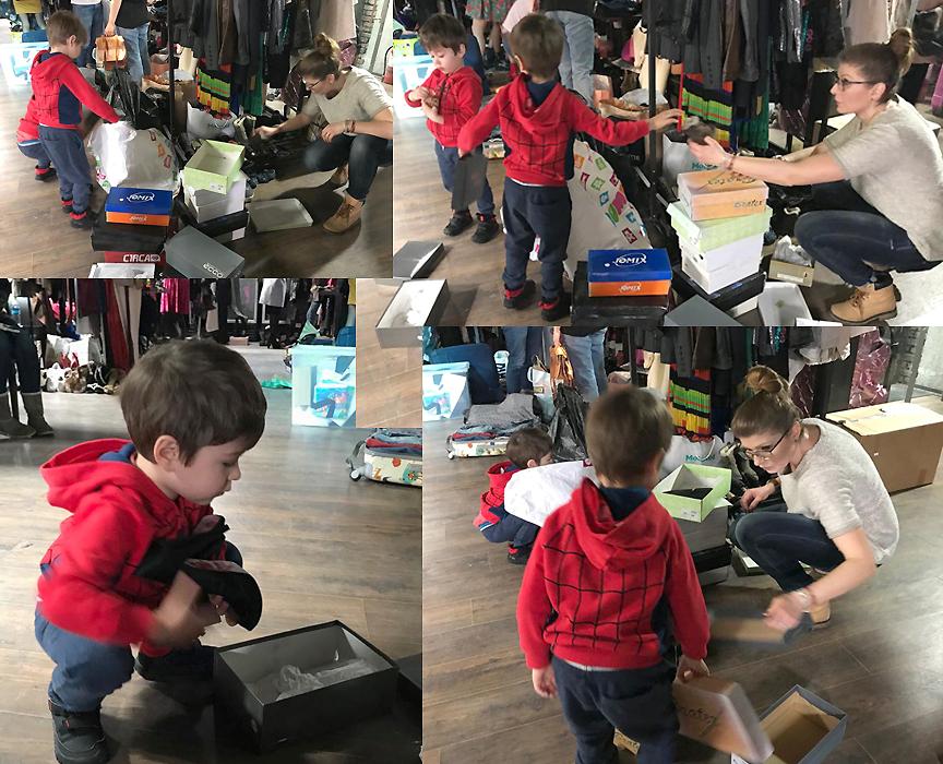 copii ajutor love yard sale februarie 2019