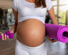 Medicul prescrie: sport în sarcină, o minunată doctorie!