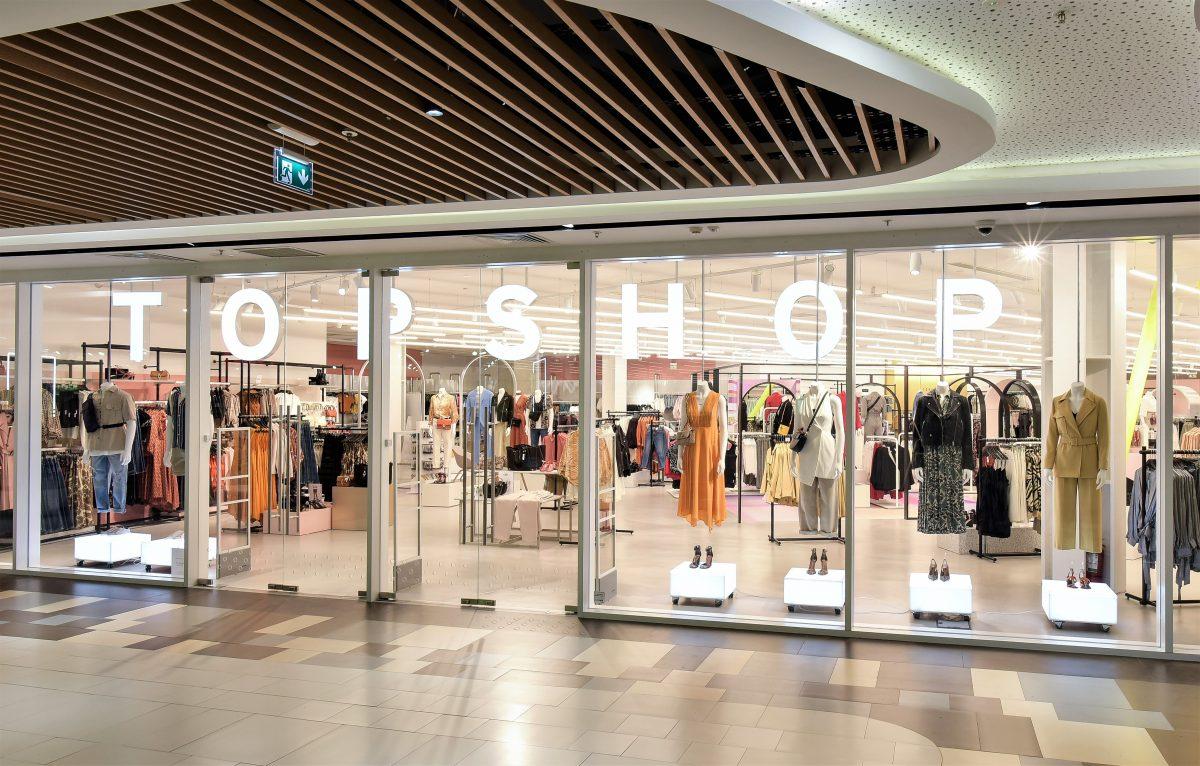 topshop topman bucuresti mall
