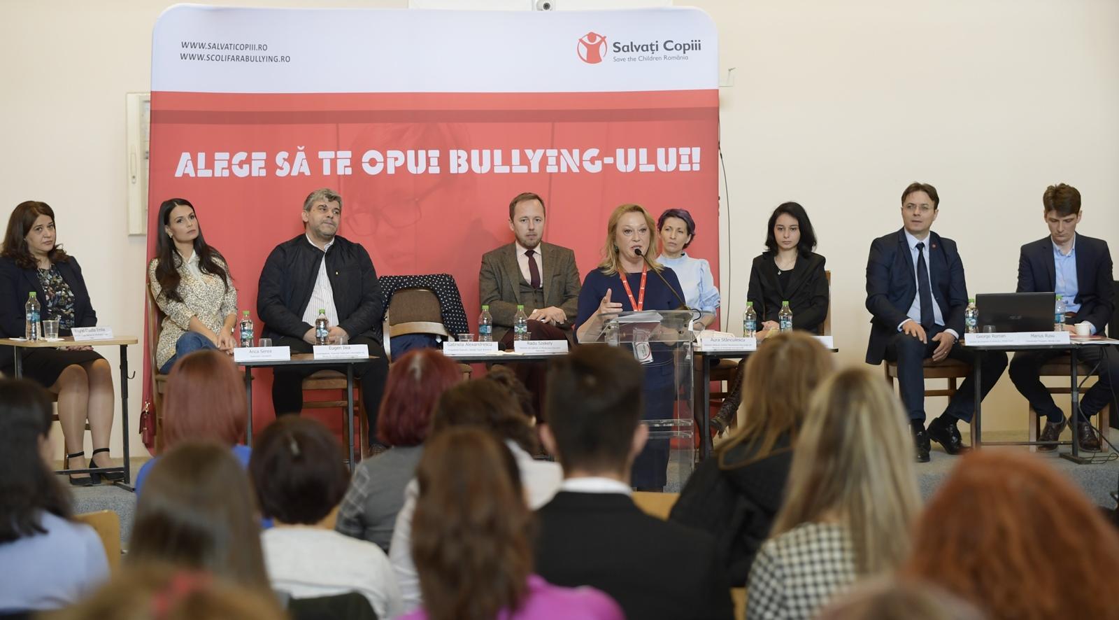 Gabriela Alexandrescu Salvati Copiii Romania
