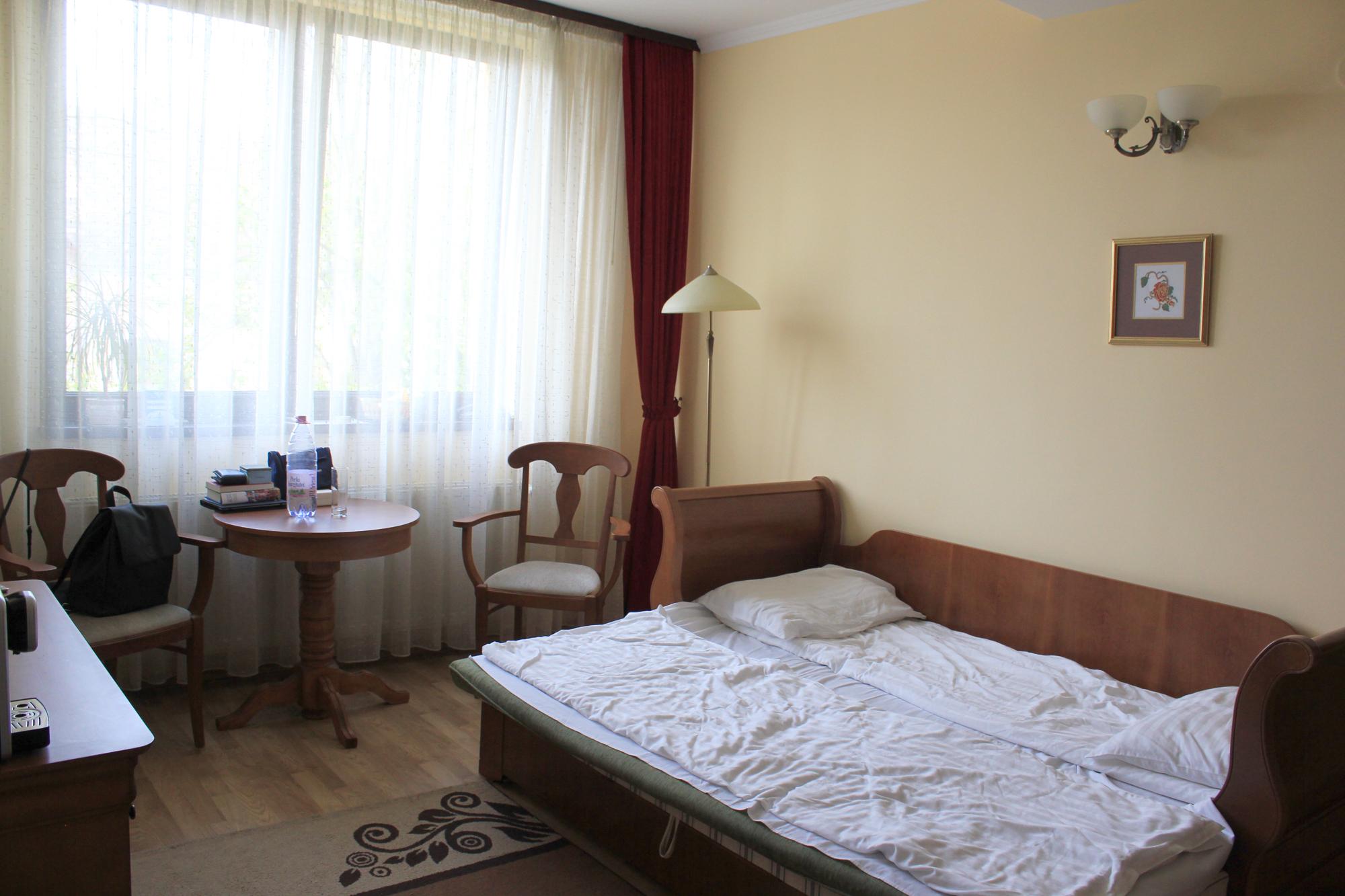 hotel septimia odorheiu secuiesc apartament