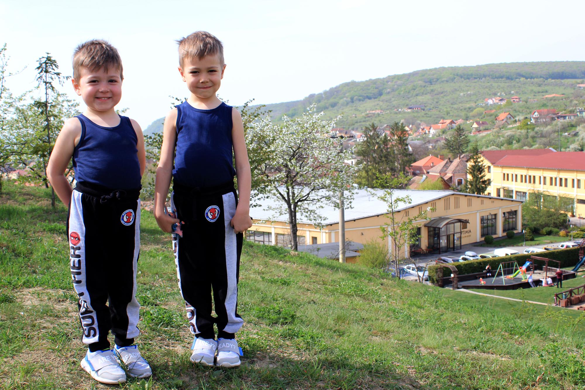 copii vacanta paste septimia