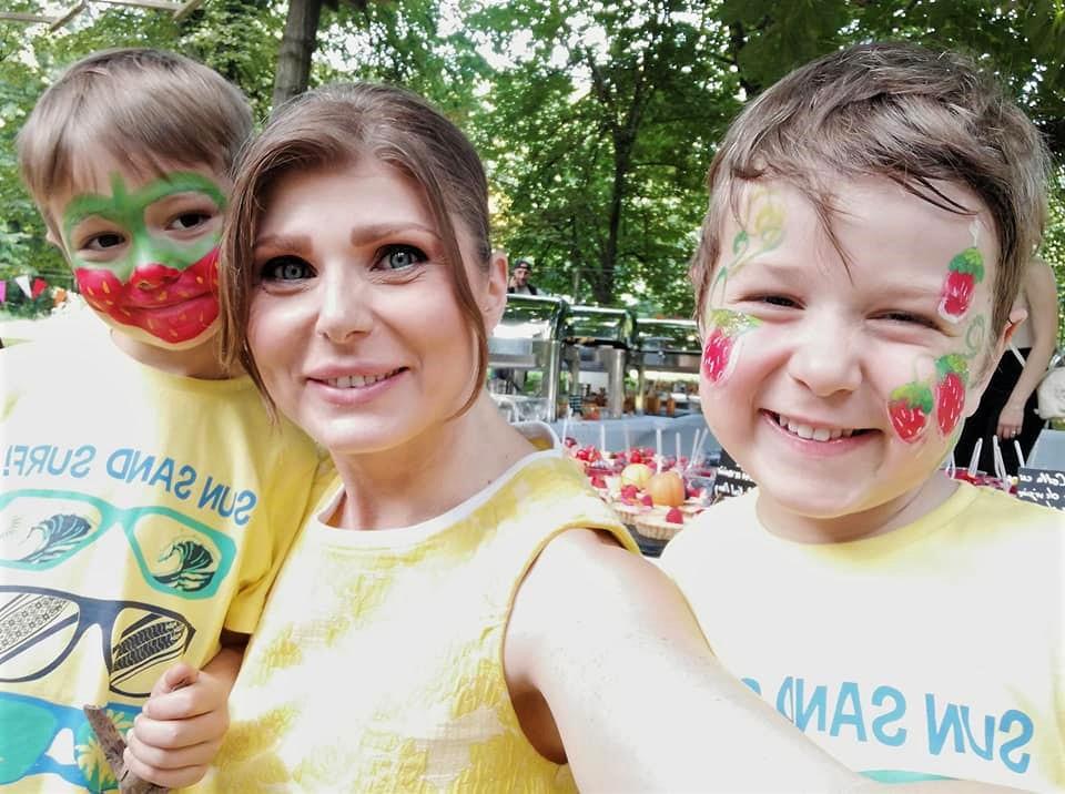 georgiana idriceanu copii lifebox kids mancare sanatoasa eveniment