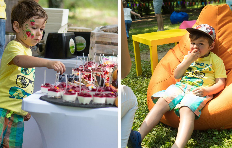 lifebox kids eveniment lansare mancare sanatoasa copii