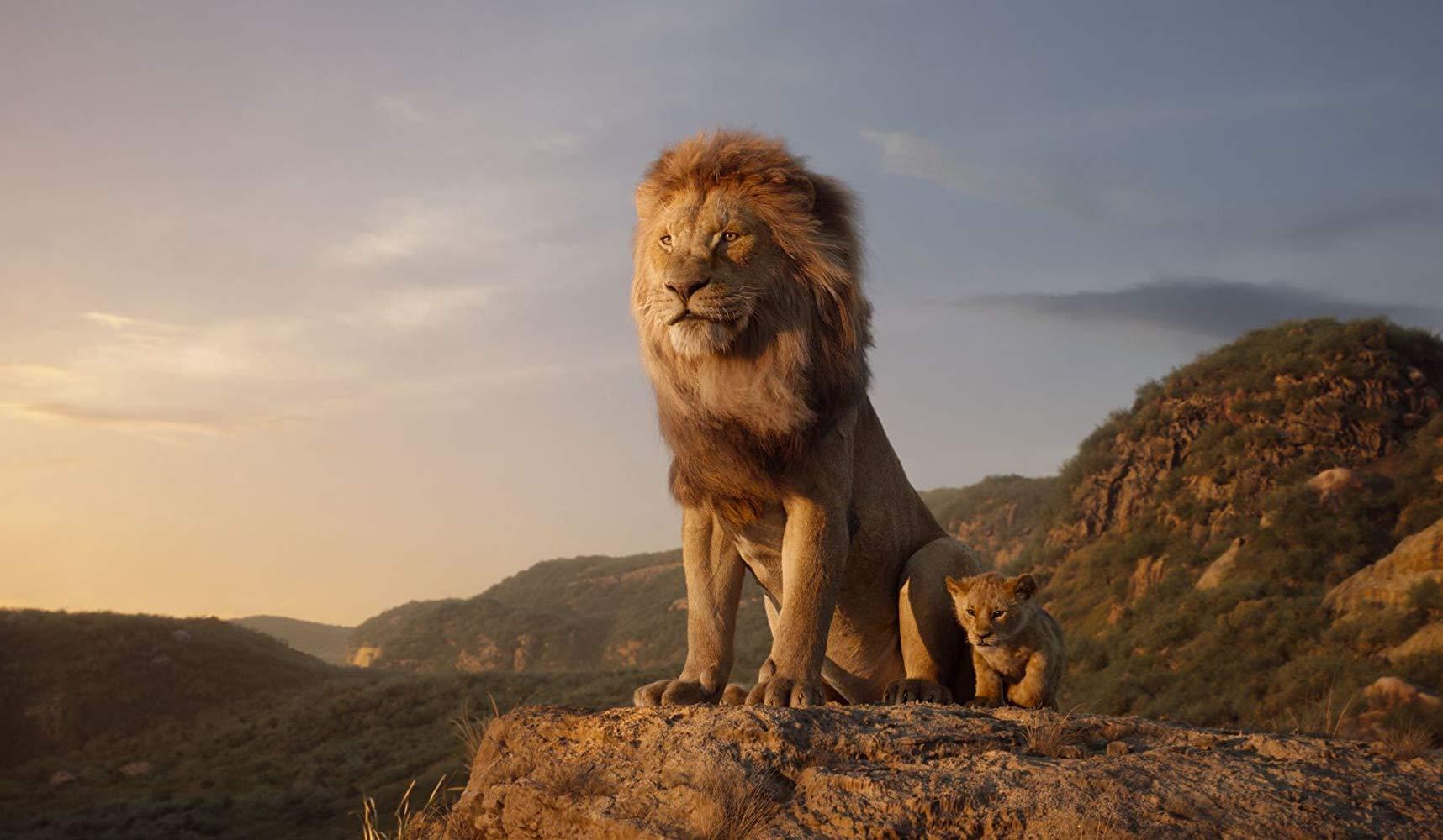 remake regele leu