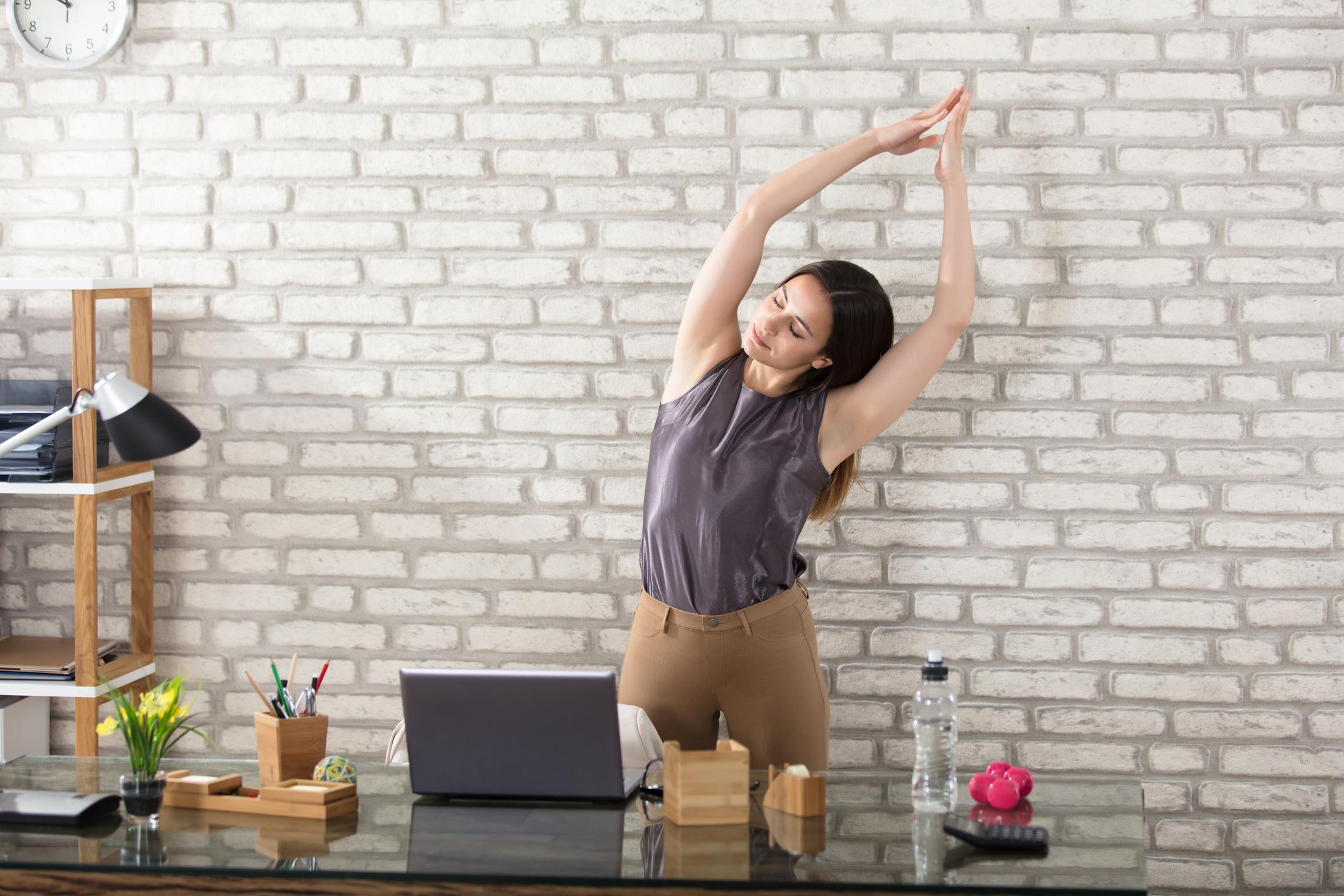stretching zi de zi articulatii