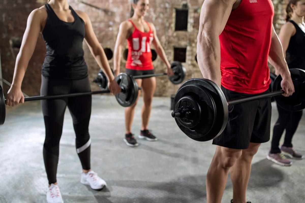 body pump greutate bara articulatii