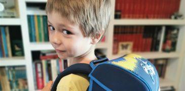 CONCURS: La început de an școlar, câștigă un ghiozdan exemplar! – ÎNCHEIAT