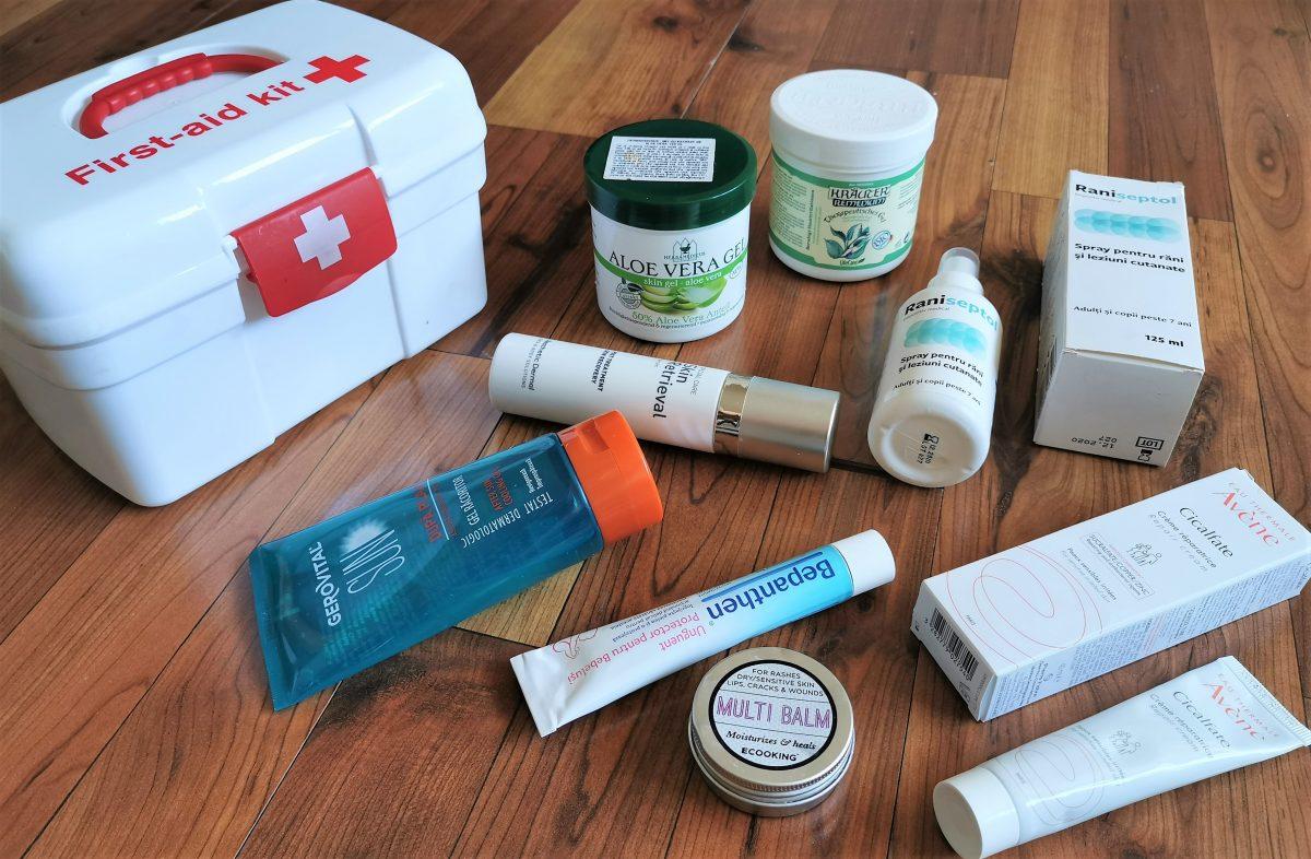 produse iritatii arsuri probleme piele