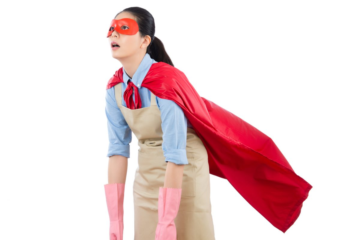 super hero super femeie mama vina obosita