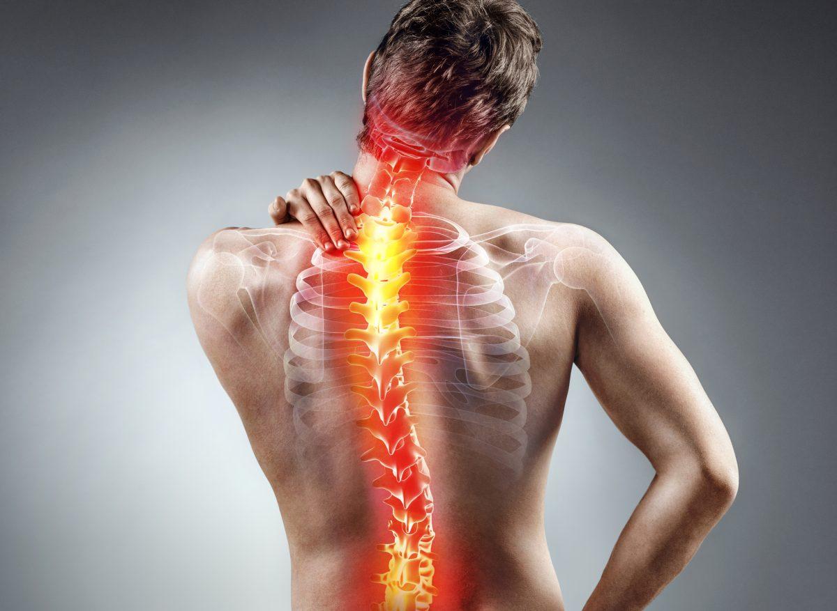 dureri de spate gat coloana vertebrala stramba